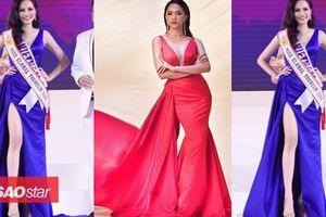 Diện chiếc váy 'bản sao' của Hương Giang, đại diện Việt giành giải 'Miss Global Tourism' 2018