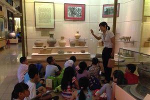 Trại hè nuôi dưỡng niềm đam mê lịch sử và địa lý cho trẻ