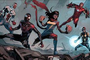 Hé lộ anh hùng Hồi giáo đầu tiên sát cánh cùng biệt đội Avengers