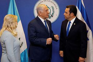 Guatemala theo chân Mỹ mở sứ quán ở Jerusalem