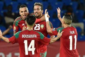 Maroc chốt danh sách, chờ thách thức Tây Ban Nha và Bồ Đào Nha