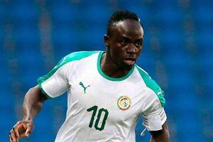 Senegal chốt danh sách dự World Cup 2018: Kỳ vọng ở Sadio Mane