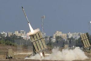 Israel xây mạng lưới tên lửa ở khu vực biên giới với Jordan