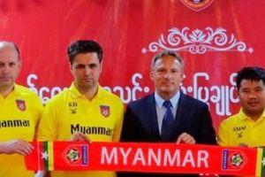 Myanmar mời 'bại tướng' của U19 Việt Nam về dẫn dắt ĐTQG