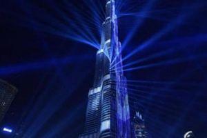 Vẻ đẹp xa xỉ gây choáng của tòa tháp cao nhất thế giới ở Dubai