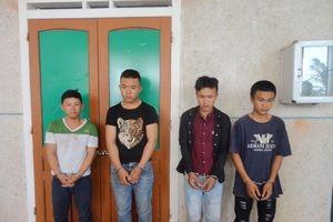 Nhóm cướp chặn xe 'xin đểu' trên tuyến tránh Quốc lộ 1A bị bắt