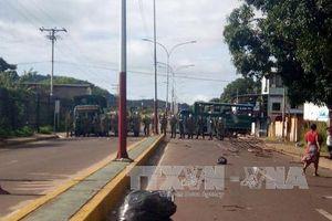 Bạo loạn nhà tù tại Venezuela, gần 40 người thương vong
