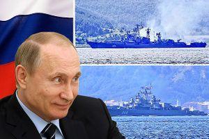 'Sát thủ săn ngầm' của Nga đã tới Syria theo lệnh Tổng thống Putin