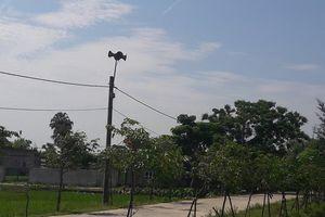 Hà Tĩnh: Loa phát thanh xã bị sóng 'lạ' chèn