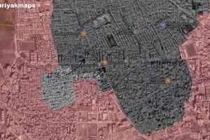 Quân đội Syria đập tan IS phản kích, sắp kết liễu phiến quân tại tử địa Yarmouk