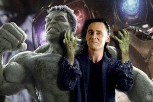 Fan ơi đừng vội khóc, có khi Hulk là do Loki giả dạng thì sao?