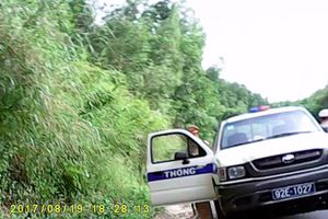 Quảng Nam: Nghi vấn CSGT nhận mãi lộ