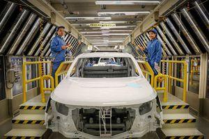 Chevrolet tiết lộ chi tiết quy trình sản xuất xe Trailblazer mới