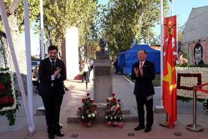 Đại sứ quán Việt Nam tại Chile kỷ niệm 128 năm ngày sinh nhật Bác