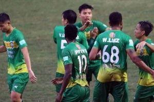Kết quả, BXH V.League ngày 19.5: HAGL lại hòa