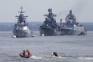 Hạm đội Baltic: Ngọn cờ đầu của Hải quân Nga