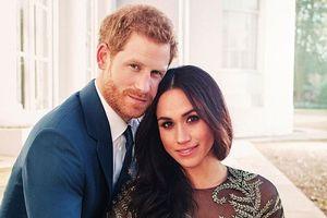 Những hình ảnh đầu tiên về đám cưới Hoàng tử Harry và diễn viên Meghan Markle