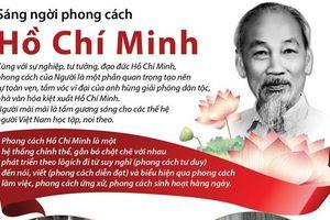 Sáng ngời phong cách Hồ Chí Minh