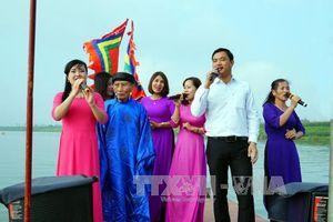 Xây dựng Nam Đàn thành huyện nông thôn kiểu mẫu gắn với phát triển văn hóa, du lịch