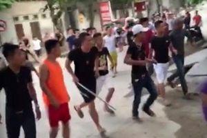 Hai nhóm thanh thiếu niên hỗn chiến, 3 người tử vong