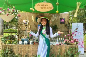 Đưa 'Hương Đồng Tháp' bay xa