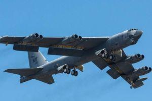 Mỹ đổi đường bay máy bay ném bom B-52 né bán đảo Triều Tiên