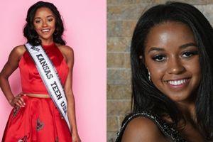 Cô gái da màu 17 tuổi đăng quang Miss Teen USA