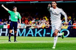 Villarreal - Real Madrid: Ronaldo sẵn sàng đánh chìm 'tàu ngầm vàng'