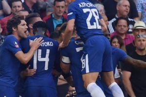 Clip: Hazard lập công, Chelsea thắng 'toát mồ hôi' trước M.U