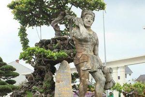 Xôn xao 'cây Thạch Sanh' được báo giá hơn 4 tỉ ở Hải Dương