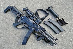 Vityaz-SN: Khẩu tiểu liên mang đậm chất phong cách AK-47