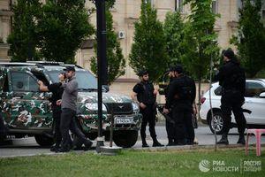 An ninh Nga tiêu diệt toàn bộ phần tử khủng bố tấn công nhà thờ tại Chechnya