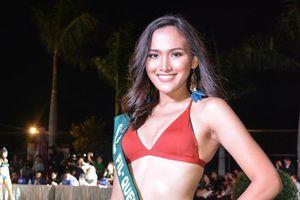 Ngắm nhan sắc tân Hoa hậu Trái đất Philippines