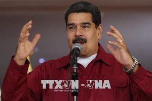 Venezuela bắt đầu cuộc bầu cử Tổng thống