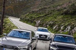 Audi A6 2019 có gì nổi bật trước 'Mẹc' E, BMW Series 5?