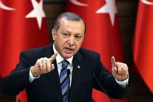 Tổng thống Thổ Nhĩ Kỳ Erdogan đối mặt với âm mưu ám sát