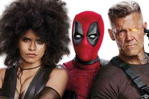 'Siêu anh hùng bựa' Deadpool soán ngôi Avengers: Infinity War