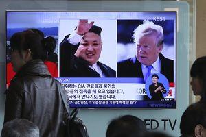 Trump sợ bị 'một vố bẽ mặt về chính trị' trước Kim Jong Un