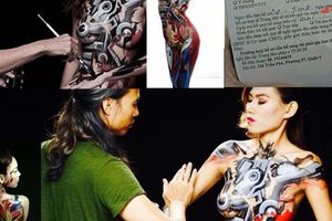 Vụ người mẫu kiện họa sĩ hiếp dâm: Dễ dãi khỏa thân