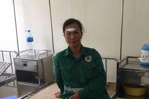 Hà Nội: Điều tra vụ nữ công nhân môi trường bị hành hung chỉ vì mâu thuẫn nhỏ