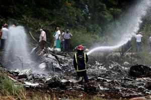 Xác định danh tính 20 nạn nhân trong vụ rơi máy bay tại Cuba