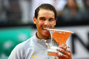 Hạ Zverev, Nadal lần thứ 8 vô địch Rome Masters
