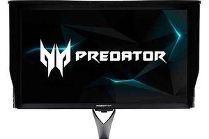 Màn hình Acer Predator X27: 144Hz, G-Sync, HDR, Tobii Eye, sự lựa chọn tuyệt vời cho game thủ