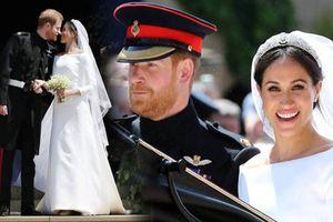 Soi chi phí 'khủng' cho đám cưới đẹp như mơ của Hoàng tử Harry và Công nương Meghan Markle
