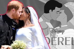 Đám cưới Hoàng tử Harry thực sự bước ra từ cổ tích với quá nhiều điểm tương đồng