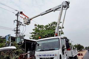 PC Gia Lai làm lợi gần 2,5 tỷ đồng cho khách hàng từ việc sửa chữa điện hotline