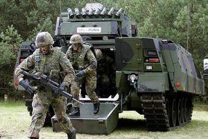 Nước Đức 'nhọc nhằn' tăng chi quốc phòng