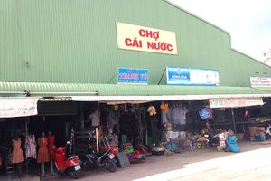 Chợ Cái Nước (Cà Mau): Nhiều bức xúc của tiểu thương được giải tỏa