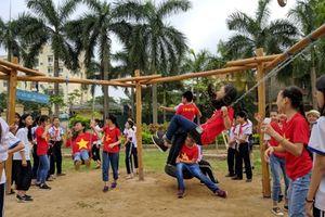 Hà Nội có thêm điểm vui chơi an toàn, thân thiện và bình đẳng cho trẻ em