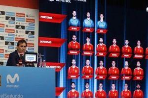 Những thống kê thú vị về đội hình của Tây Ban Nha